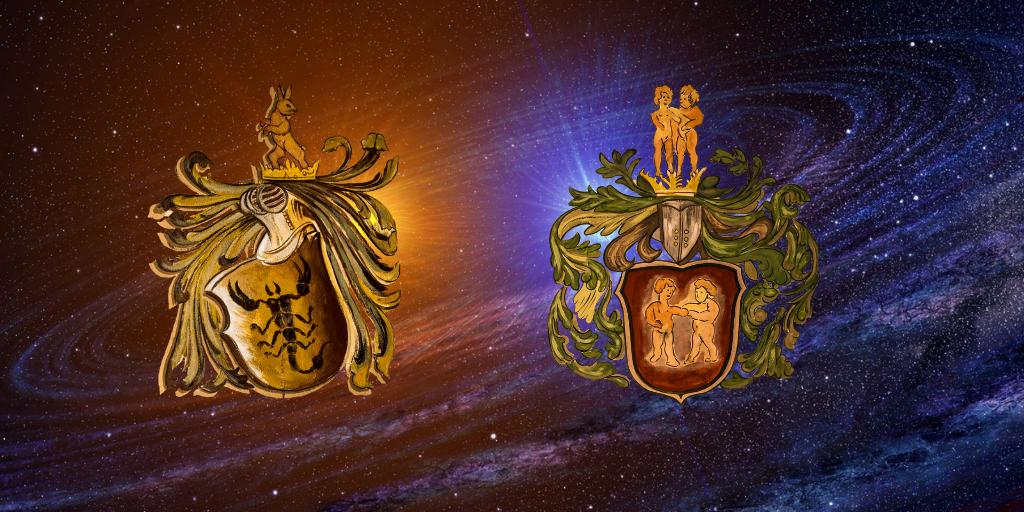 Гороскоп совместимости Скорпиона и Близнецов